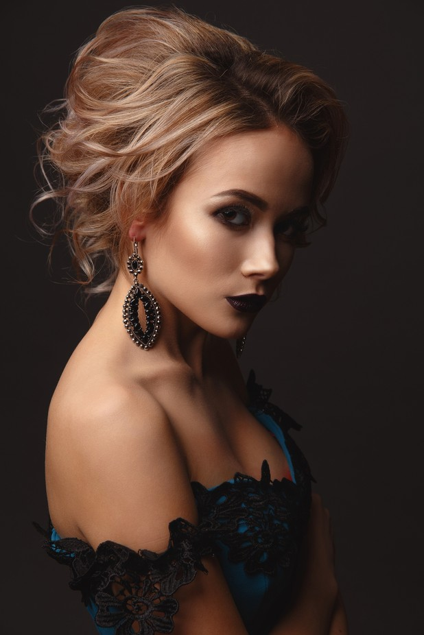 Gentle Portrait of beautiful sexy girl  by Multipedia - Fashion Statement Photo Contest