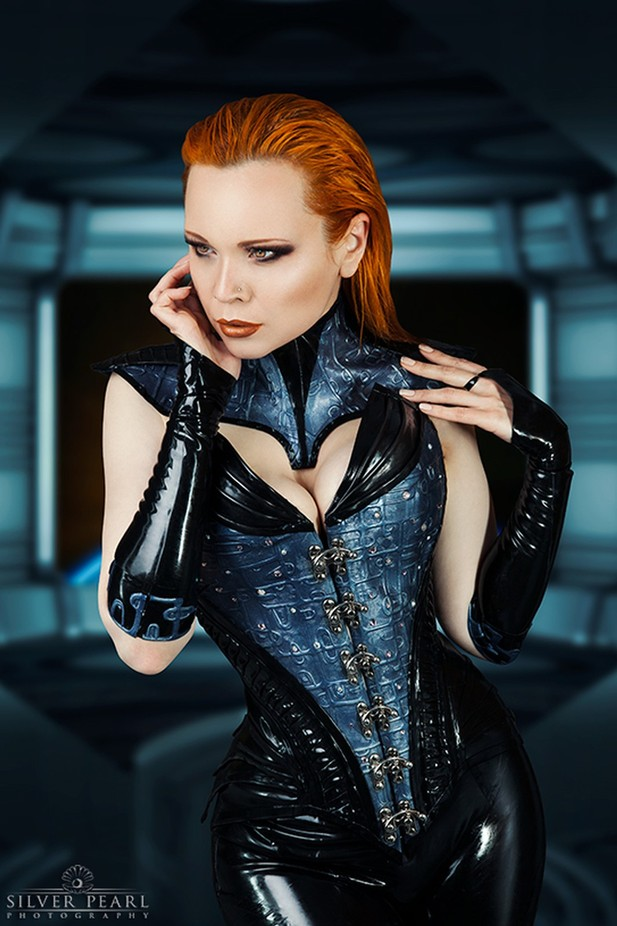 Blue Void by SilverPearl - Fashion Statement Photo Contest