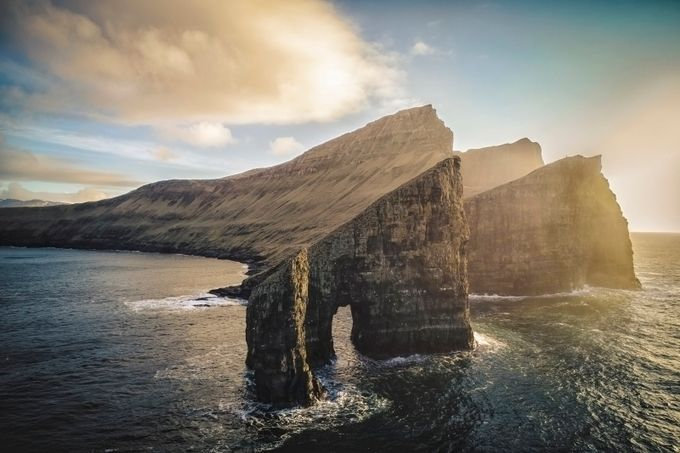 Faroe Adventures by GaryCummins - Spectacular Cliffs Photo Contest