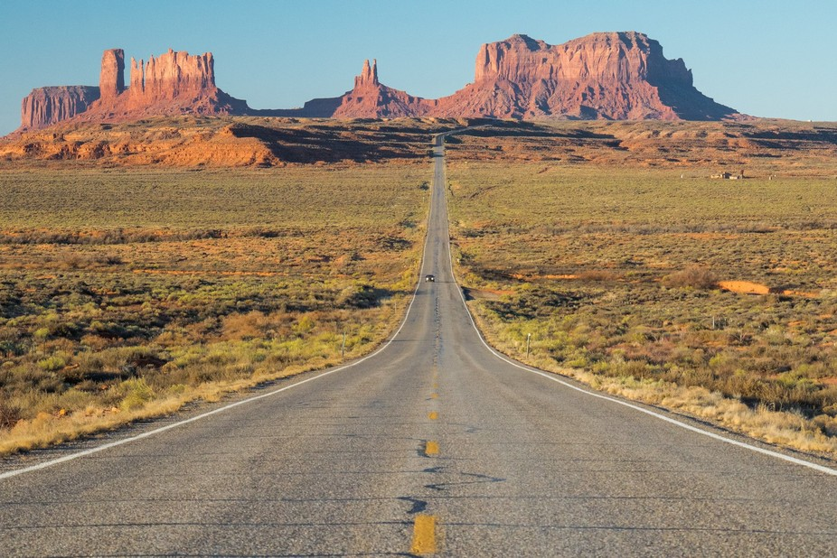 A classic viewpoint and destination while road tripping across the deserts of the Southwest