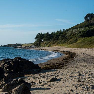 A Beach on Herm