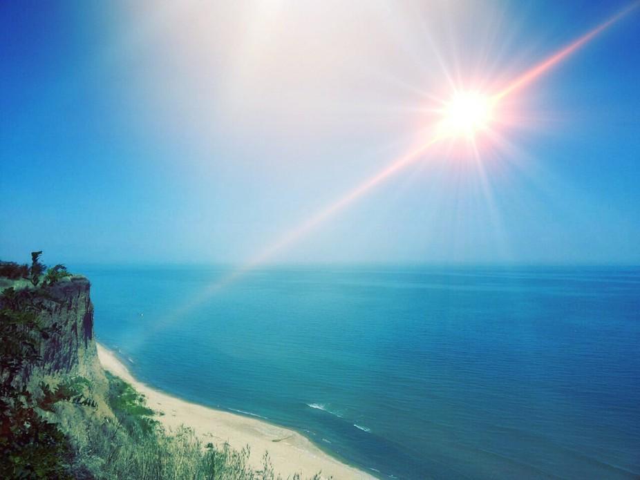 Солнце й море