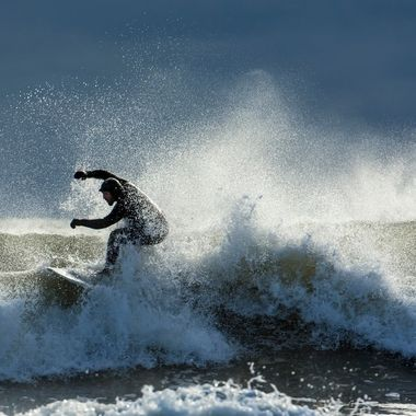 Rippin' Waves