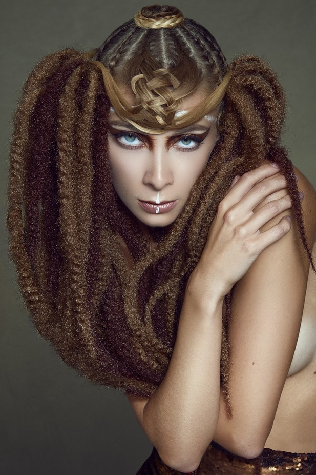 Hair style by marcwildpassion - Fashion Statement Photo Contest