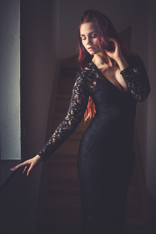 Elin  by Martensvensson - Red Hair Photo Contest