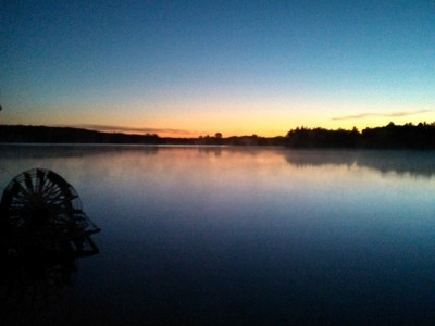 Nighttime Serenity
