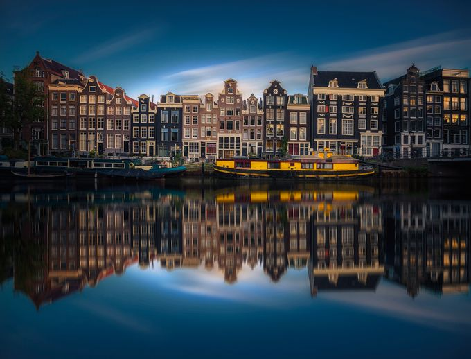 amsterdam by roblfc1892 - Architecture And Reflections Photo Contest