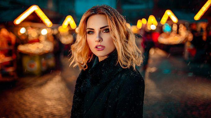 Carla  by DamianPiorko - People At Night Photo Contest