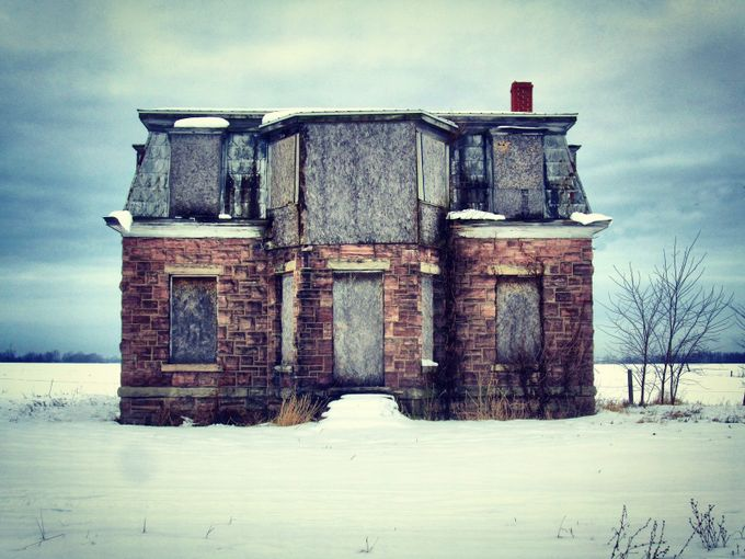 ogdensburg NY 2013 by Europephotos - Abandoned Photo Contest