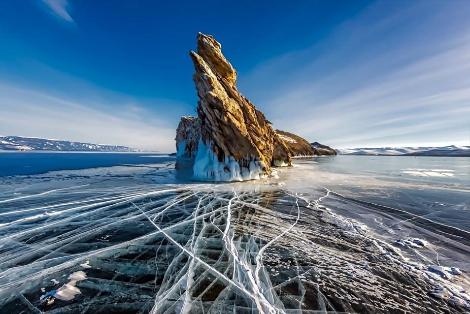 Frozen Beauty by Dawn van Doorn.