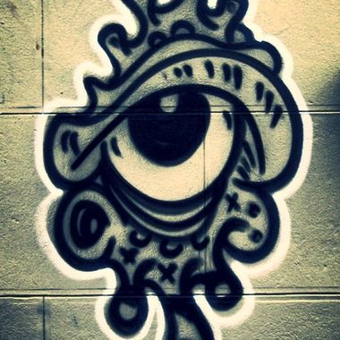 Montmarte eye II