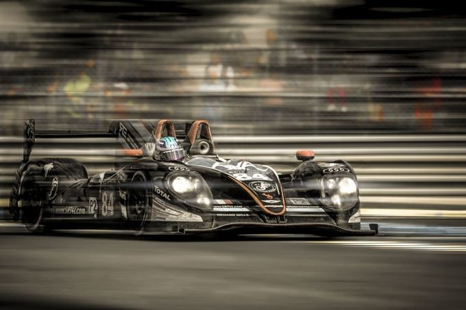 LMP2 Lemans, On the Move by Jamescalvert - Fast Photo Contest