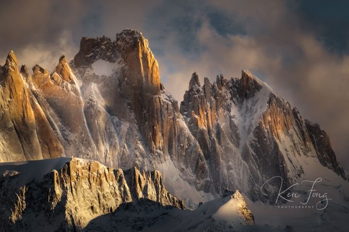 Fitz Roy 8 by kenfong_7038 - Moody Vistas Photo Contest
