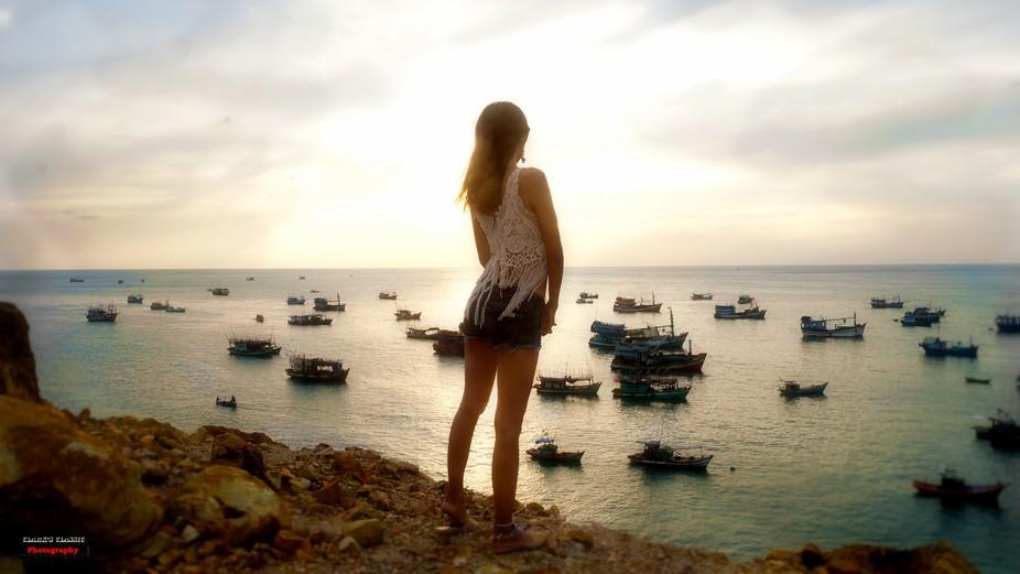 Nam Du Island, Vietnam