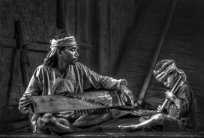 Let I Teach You by antonb - Cultures of the World Photo Contest