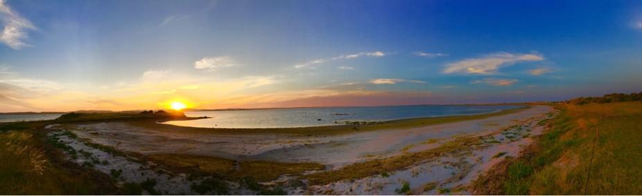 #sunsets #water #sand #kayakfishing