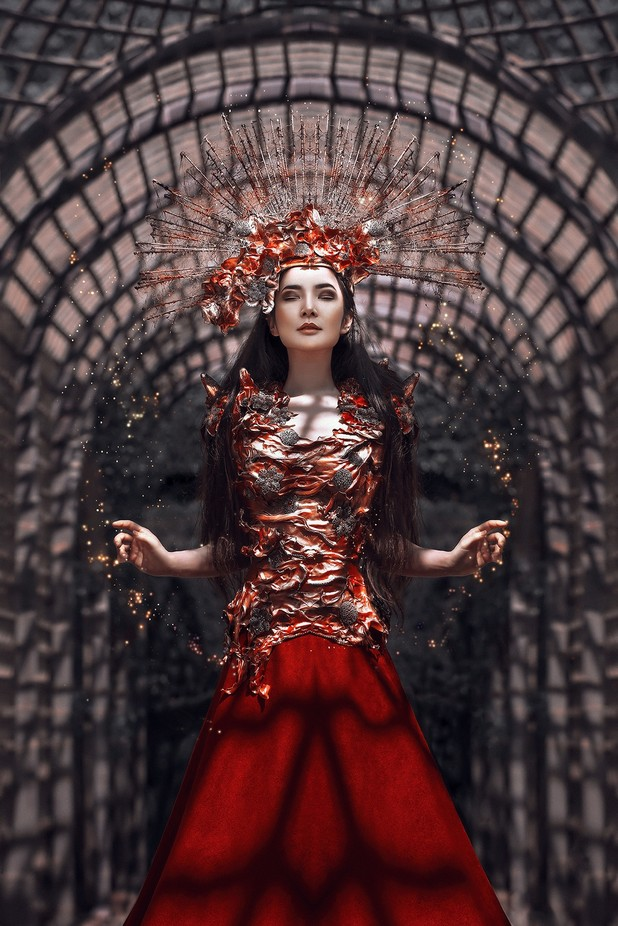 The Empress by gracealmera - Image Of The Month Photo Contest Vol 29