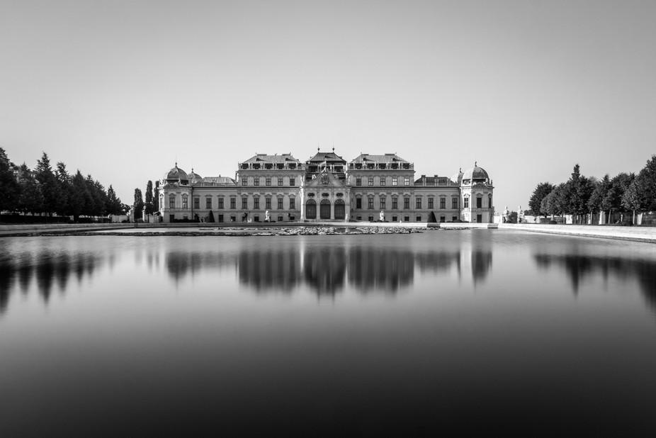 Belvedere Schloss - Wien