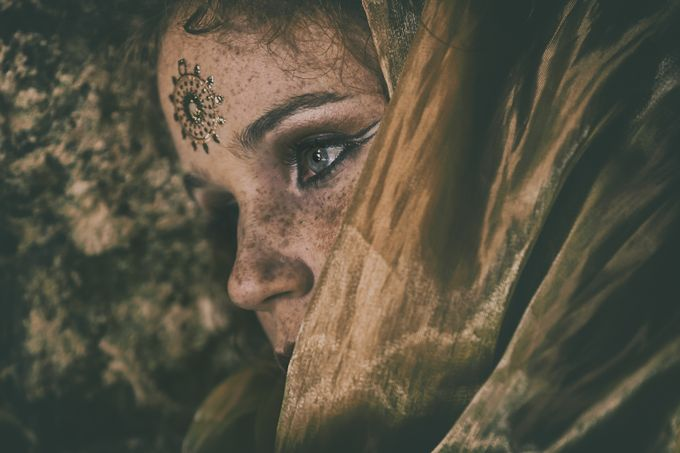 Sardas by AdCarreira - Faces With Freckles Photo Contest