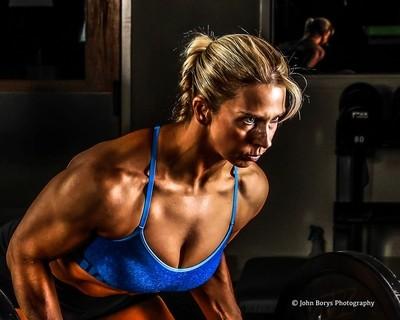 Patti Becker Gym Session 5
