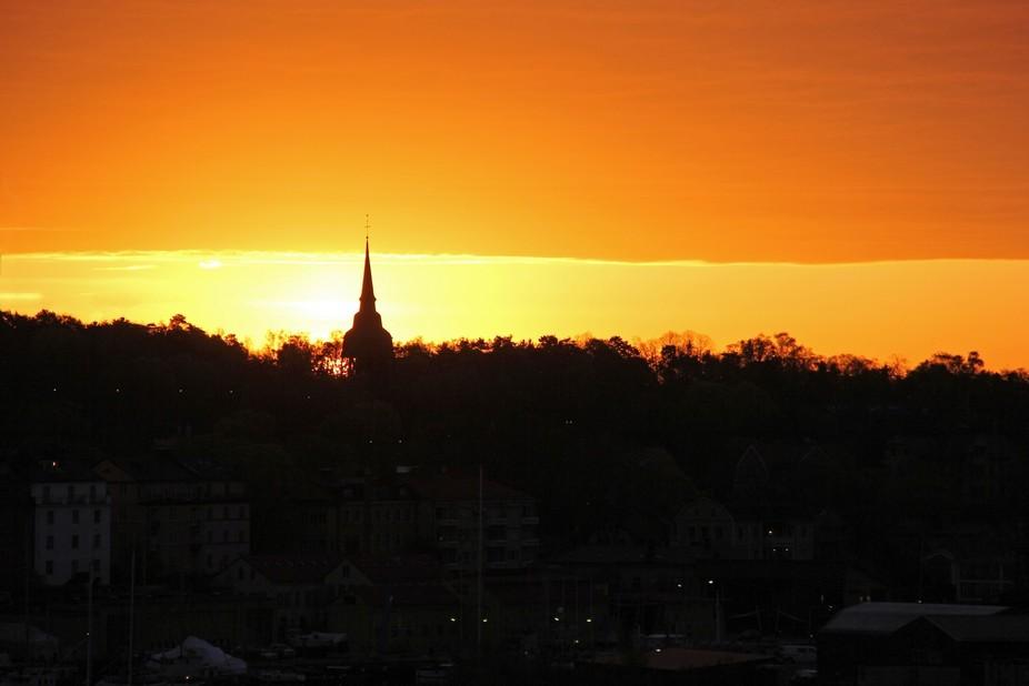 Swedish Sunset