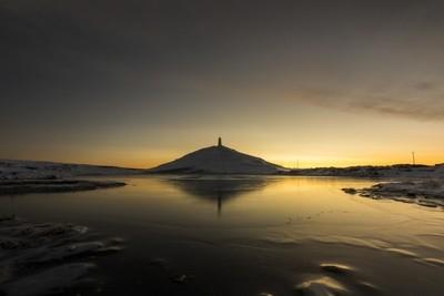 The lighthouse at Reykjanes