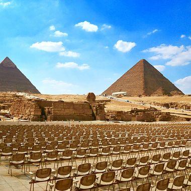 Egyptian paradise!