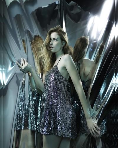 Emily Melting mirrors