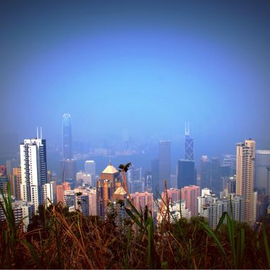 Hong Kong view!