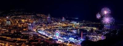 Monaco - Fireworks