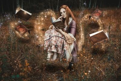Levitation: Books and Fairytale II