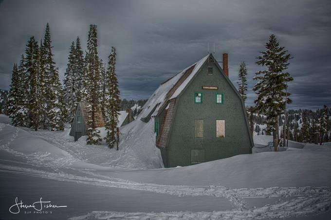 Ranger Lodge Mt Rainier NP, Paradise