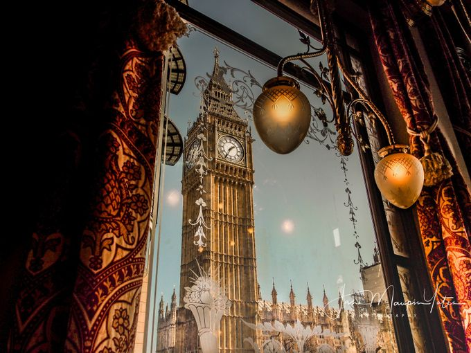 Big Ben from the pub  by janemaupinyates - London Photo Contest