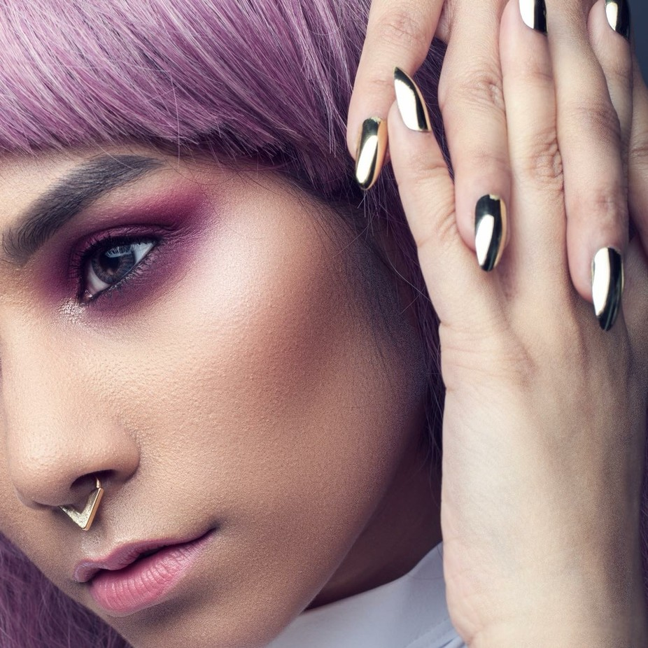 Tanu by tanushiels - Pink Photo Contest