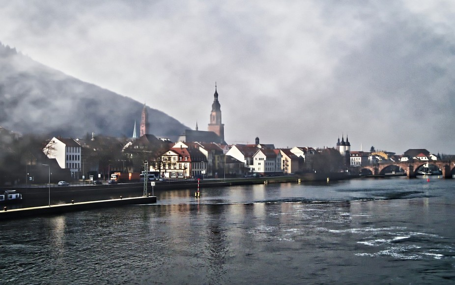 Heidelberg mist