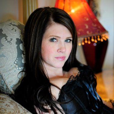 Erica's boudoir shoot
