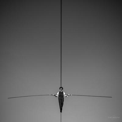 Chris Bullzini - Tightrope Walker. C I R C U S