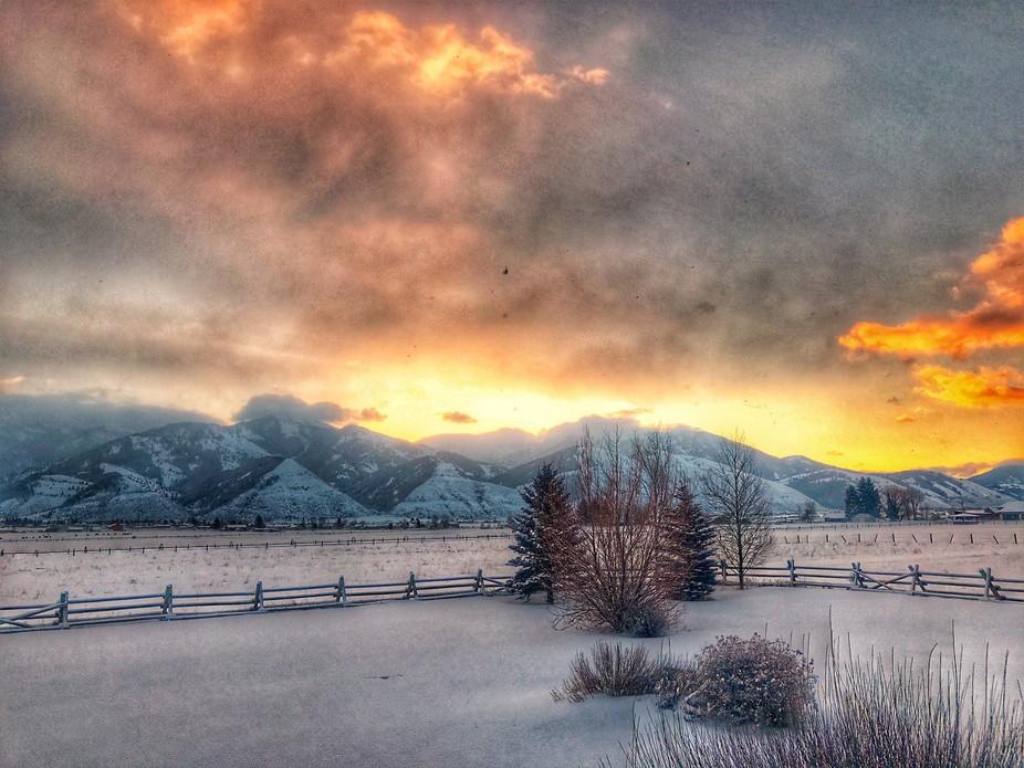Good  Morning Wyoming !