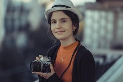 The Photographer...
