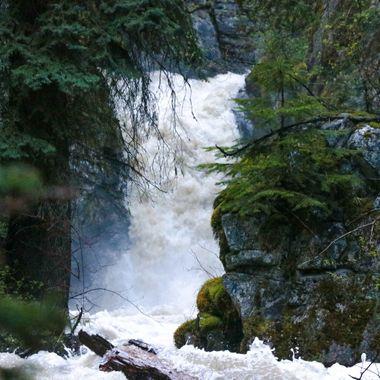 Silver Creek is in the Merritt Forest District near Merritt B C