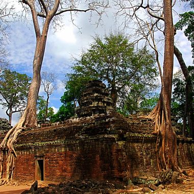 Unique Angkor Wat, Cambodia