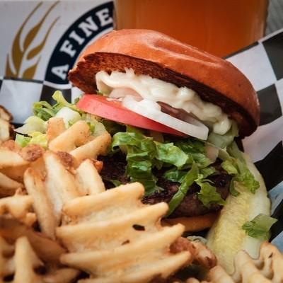 Bar Burger Basket
