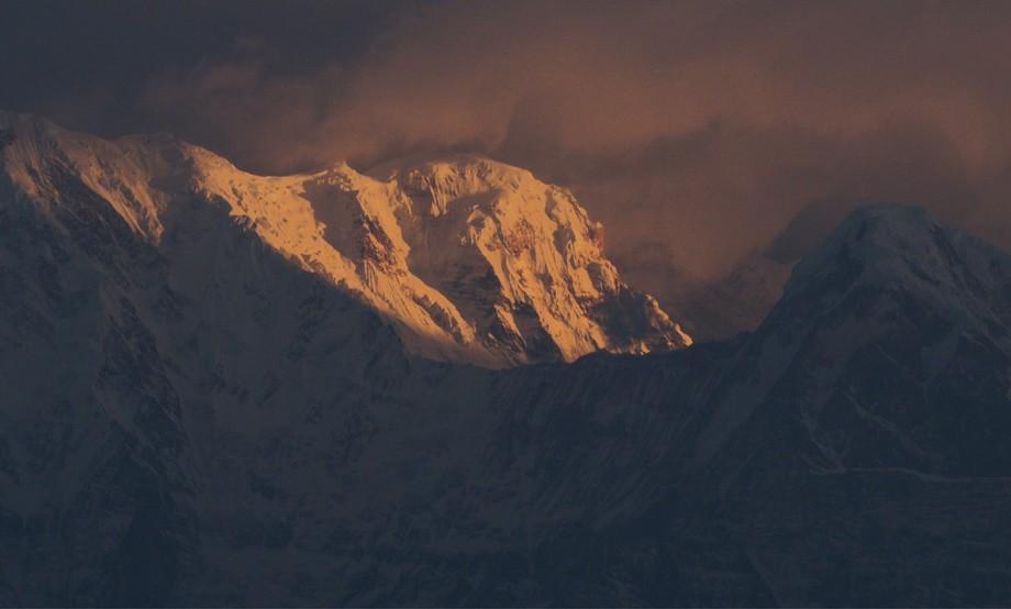 Sunrise, Nepal