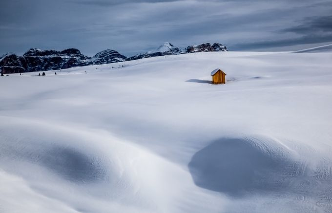 Dolomites by dmitrysamsonov - Creative Compositions Photo Contest Vol5