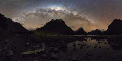 Milford Sound MilkyWay