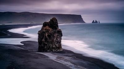 Reynisfjara / Iceland