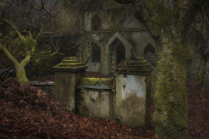 Faith by Jellyfire - Abandoned Photo Contest