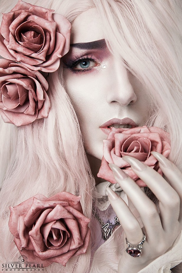 King of Roses by SilverPearl - Pink Photo Contest