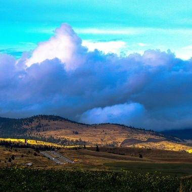 Nicola valley Landscape
