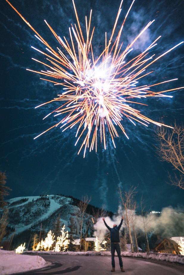 first picture of the year by tylertranski - Flares And Glitter Photo Contest